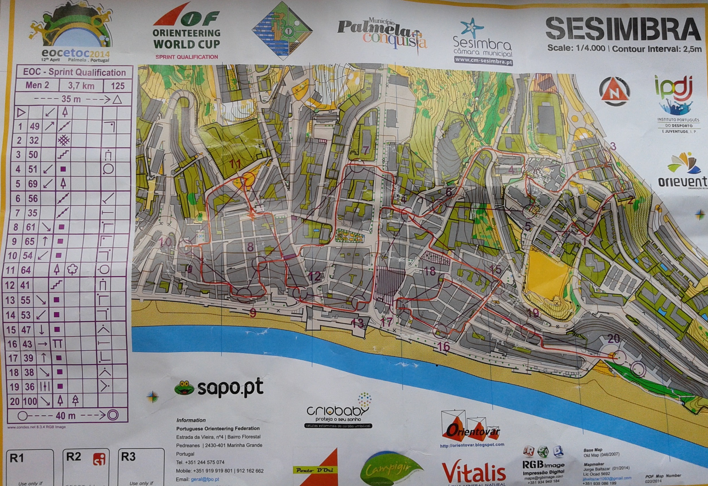 EOC sprint qualification (12/04/2014)